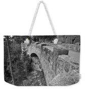 Acadian Bridge Weekender Tote Bag