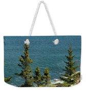 Acadia's Atlantic Weekender Tote Bag