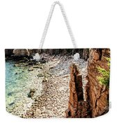 Acadia's Monument Cove Weekender Tote Bag