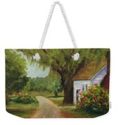 Ace Basin Cottage Weekender Tote Bag