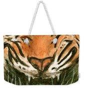 Aceo Tiger Weekender Tote Bag