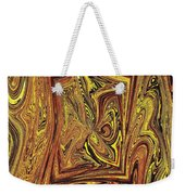 Achey Breaking Arts In Living Color Weekender Tote Bag