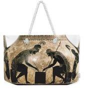 Achilles & Ajax, C540 B.c Weekender Tote Bag