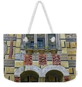 Achitecture Of The Little Castle Within Cesky Krumlov In The Czech Republic Weekender Tote Bag
