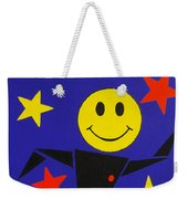 Acid Jazz Weekender Tote Bag