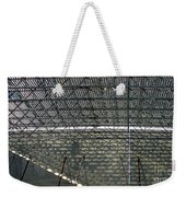 Acoustic Deck Shadows Weekender Tote Bag