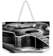 Acoustic Noir Weekender Tote Bag