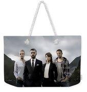 Acquitted Weekender Tote Bag