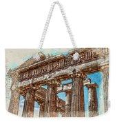 Acropolis I Weekender Tote Bag