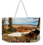 Across The Canyon Weekender Tote Bag