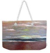 Across The Horizon Weekender Tote Bag