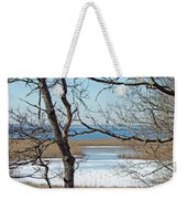 Across The Marsh To Woodneck Beach - Cape Cod Weekender Tote Bag