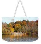 Across The Pond Weekender Tote Bag