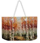 Acrylic Msc 096 Weekender Tote Bag