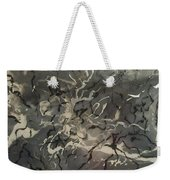 Acrylic Resin Pour 2872 Weekender Tote Bag