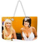 Active Healthy Lifestyle Weekender Tote Bag