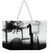Ad It Stopped Weekender Tote Bag