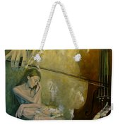 Adagio  Sentimental Confusion Weekender Tote Bag