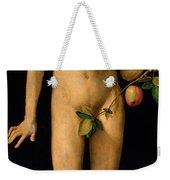 Adam Weekender Tote Bag by Albrecht Duerer