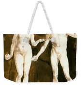 Adam And Eve 1504 Weekender Tote Bag
