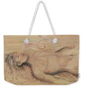 Adam And The Breath Of God Weekender Tote Bag