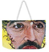 Adam In Pain Weekender Tote Bag