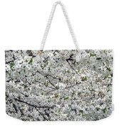 Adams County White-out Weekender Tote Bag