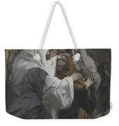 Address To Saint Philip Weekender Tote Bag by Tissot