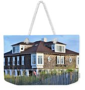 Addy Sea Through The Dunes Weekender Tote Bag