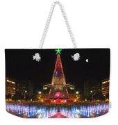 Adelaide Christmas Lights  Vg Weekender Tote Bag
