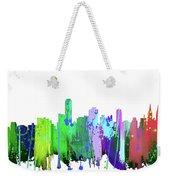 Adelaide Nsw-splash Weekender Tote Bag