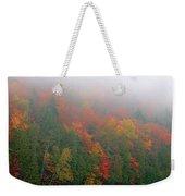 Adirondack Autumn Colors Weekender Tote Bag