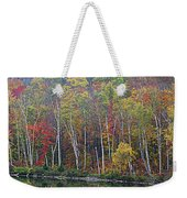 Adirondack Birch Foliage Weekender Tote Bag