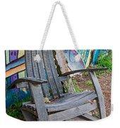 Adirondack Chair ? Weekender Tote Bag