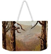 Adirondack Landscape Weekender Tote Bag