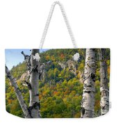 Adirondack Mountains New York Weekender Tote Bag