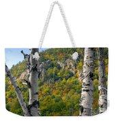 Adirondack Mountains New York Weekender Tote Bag