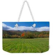 Adirondack Mountains, Upper State New Weekender Tote Bag