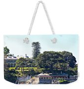 Admiralty House Weekender Tote Bag