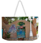 Adobe Wall Chimayo  Weekender Tote Bag