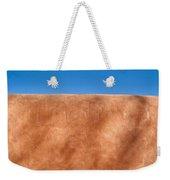 Adobe Wall Santa Fe Weekender Tote Bag