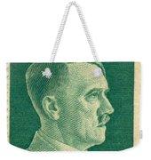 Adolf Hitler 42 Pfennig Stamp Classic Vintage Retro Weekender Tote Bag