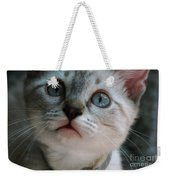 Adorable Kitty  Weekender Tote Bag