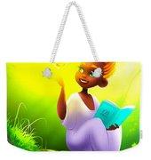 Adorable Princess Weekender Tote Bag