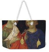 Adoration Of The Magi Fragment 1311 Weekender Tote Bag