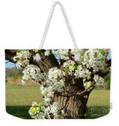 Adorned With Beauty Weekender Tote Bag