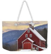 Adorned With Icicles Weekender Tote Bag