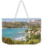 Adriatic Coast In Croatia Weekender Tote Bag