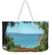 Adriatic Coast Sea View Weekender Tote Bag