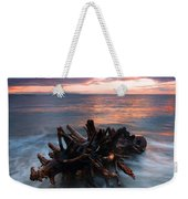 Adrift Weekender Tote Bag by Mike  Dawson